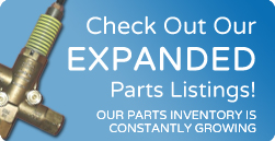 Check out our expanded parts listings!
